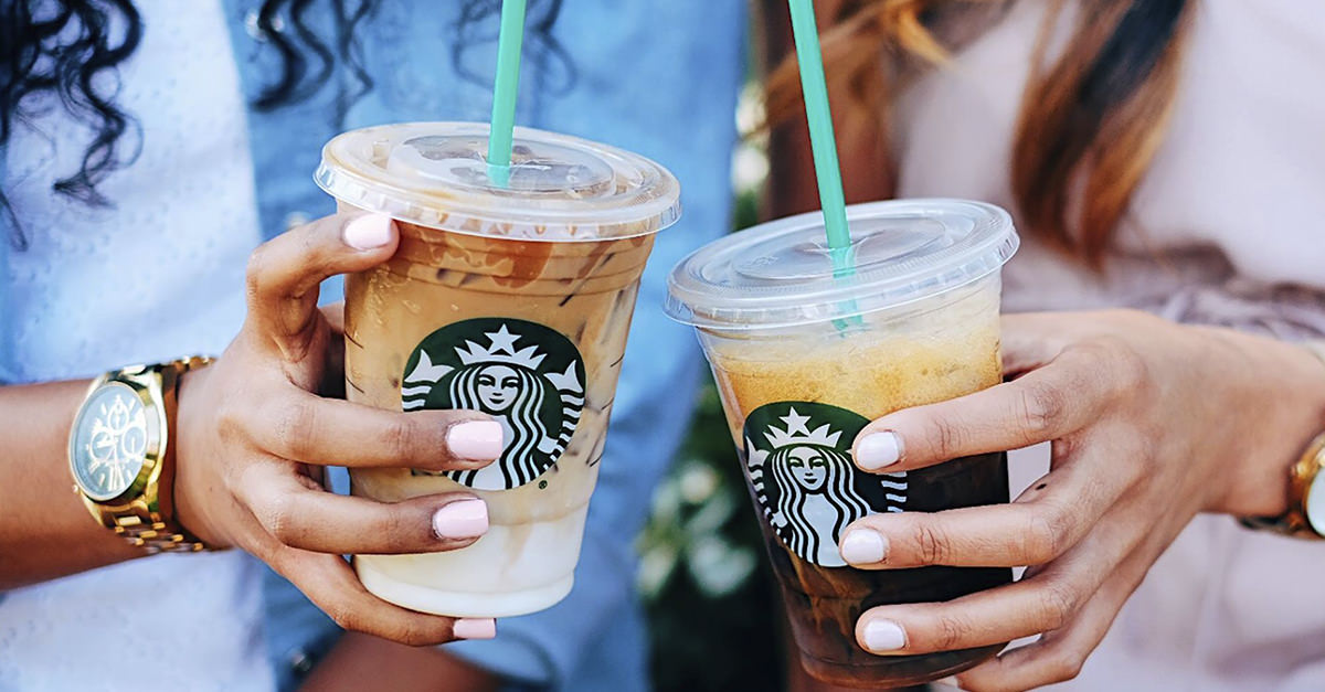 These Are The Starbucks Drinks With The Most Caffeine photo