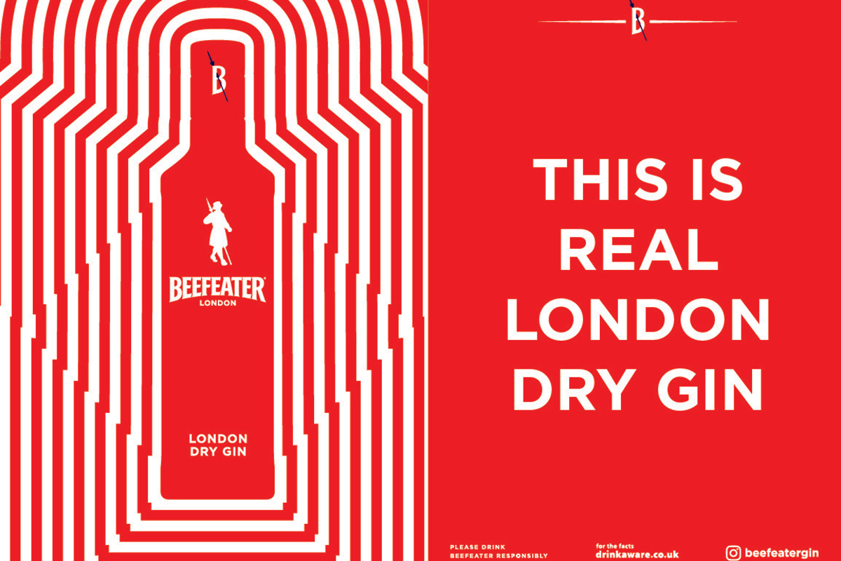 Beefeater Gin Gets A Groovy Makeover photo