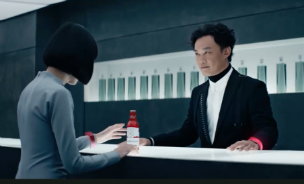 Caa Marketing Crafts Edm-fueled Sci-fi Spot For Budweiser China photo