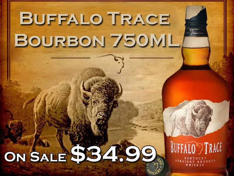 Buffalo Trace Bourbon 750ML photo