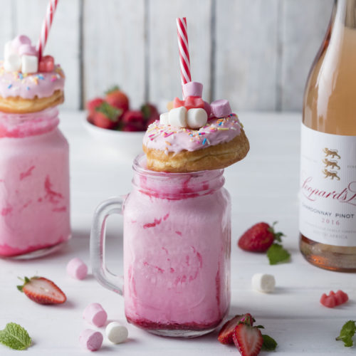 Wine Milkshakes to freak out about photo