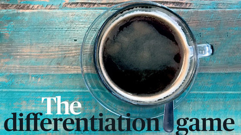 The Differentiation Game: 5 Ways To Get Clever With Coffee photo