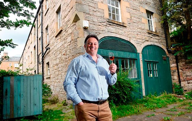 Edinburgh Whisky Distillery Kicks Off Fundraising Efforts photo