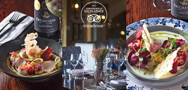 De Grendel Restaurant is a TripAdvisor Favourite! photo