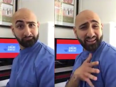 Watch: Dentist's Parody Of 'despacito' Is Everything! photo