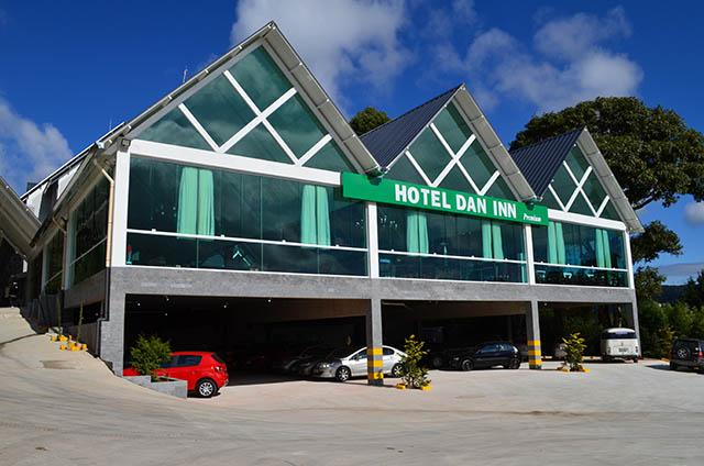 Hotel Dan Inn Premium Campos Do Jordão (sp) Entra Em Operação photo