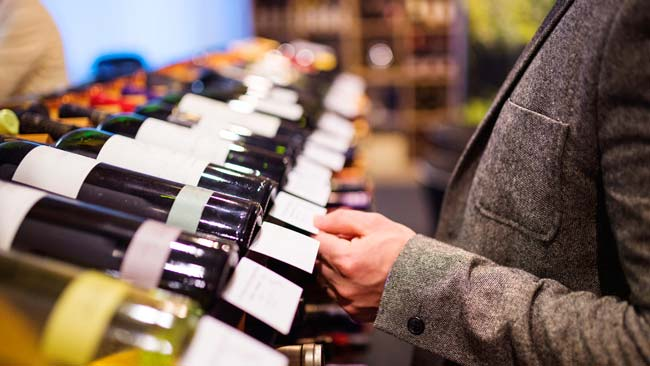 Study finds that you are more likely to purchase wines with descriptive labels photo