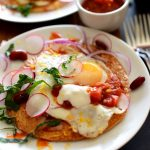 Gluten Free Breakfast Tostadas photo