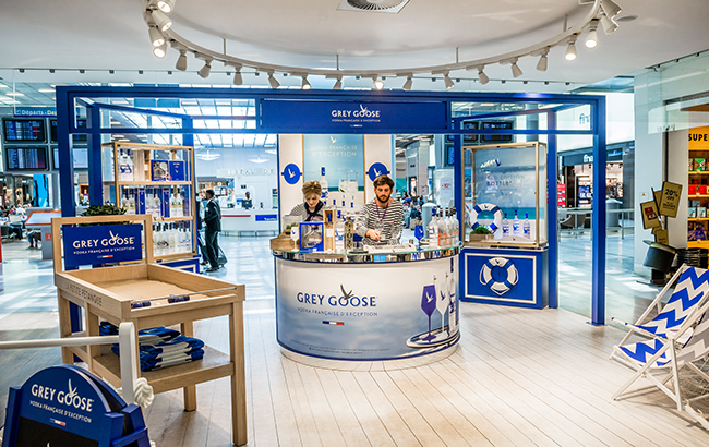 Grey Goose Vodka Brings French Riviera To Paris Cdg photo