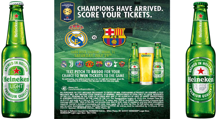 Heineken Brews Up New Marketing Initiatives photo