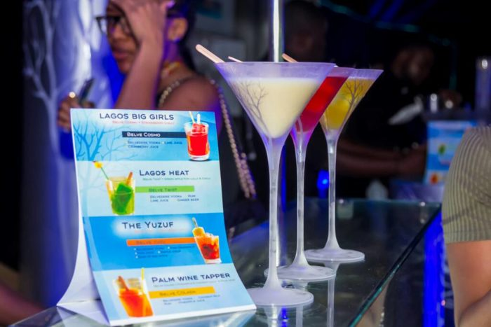 Belvedere Vodka, Hans & Rene Ice-cream Host Lagos Biggest Cocktail Party photo