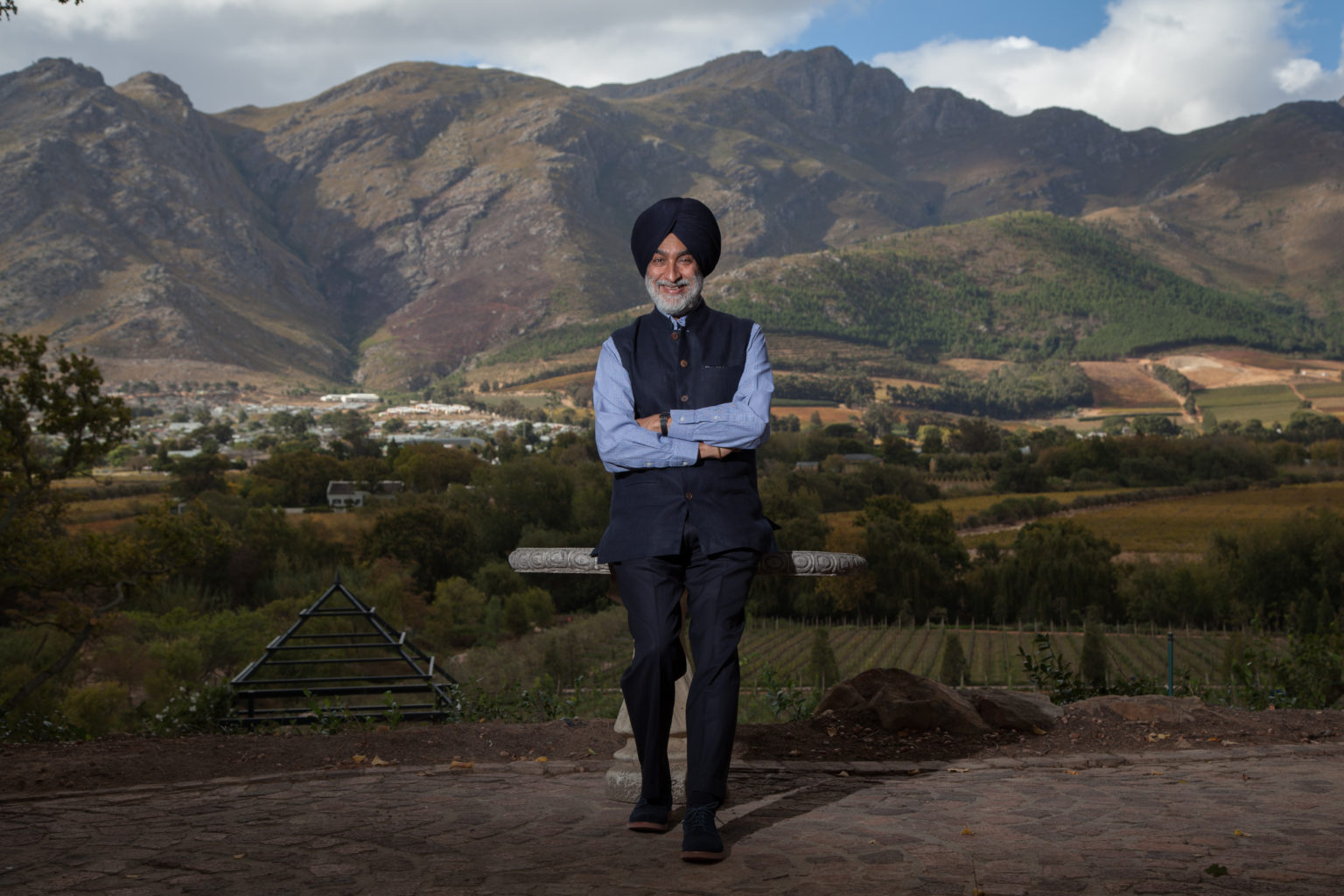 Indian Billionaire Singh Not Done Yet In South Africa photo