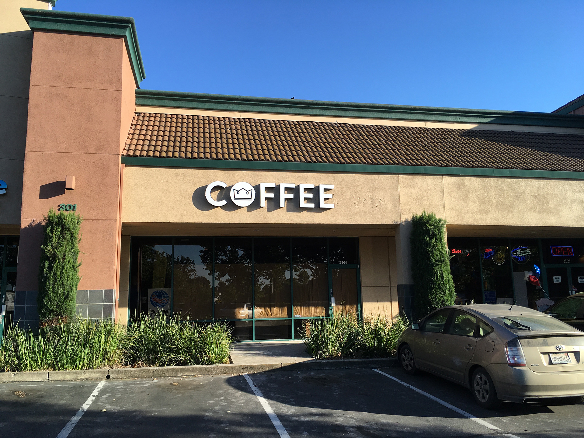 Build-outs Of Summer: Kingdom Coffee Roasters Of Folsom, Ca photo