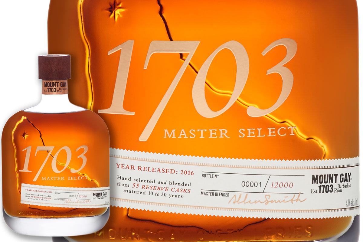 Mount Gay 1703 Master Select Luxury Aged Rum photo