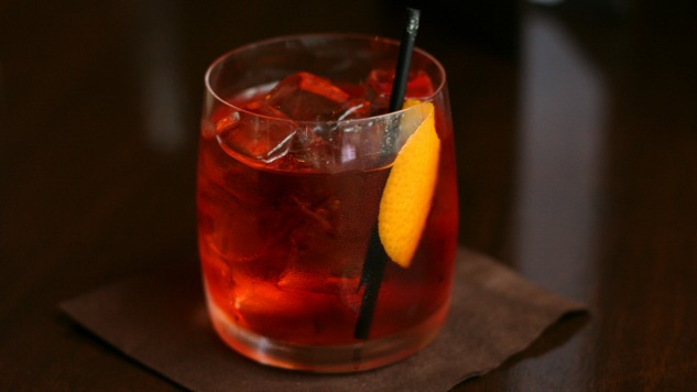 The Camparinete Cocktail And The Negroni Cup photo