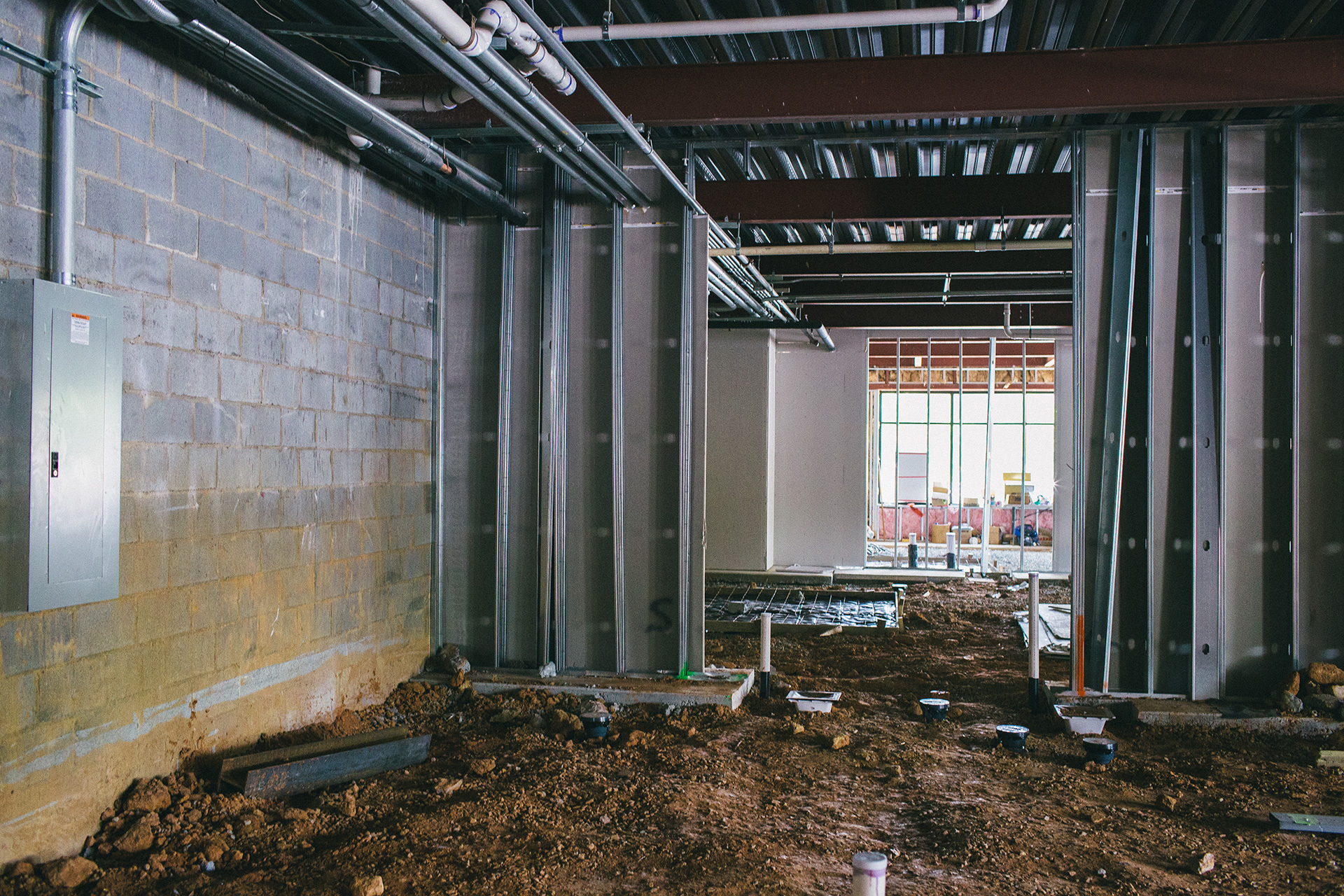 Build-outs Of Summer: Not Just Coffee In Charlotte, North Carolina photo
