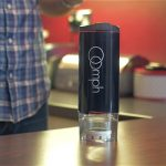 This insanely clever travel mug actually brews your coffee on the go photo