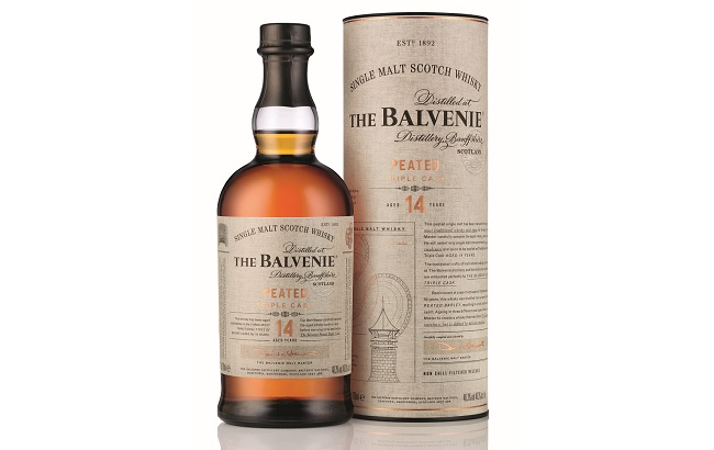 The Balvenie Unveils Peated Whisky Expression photo