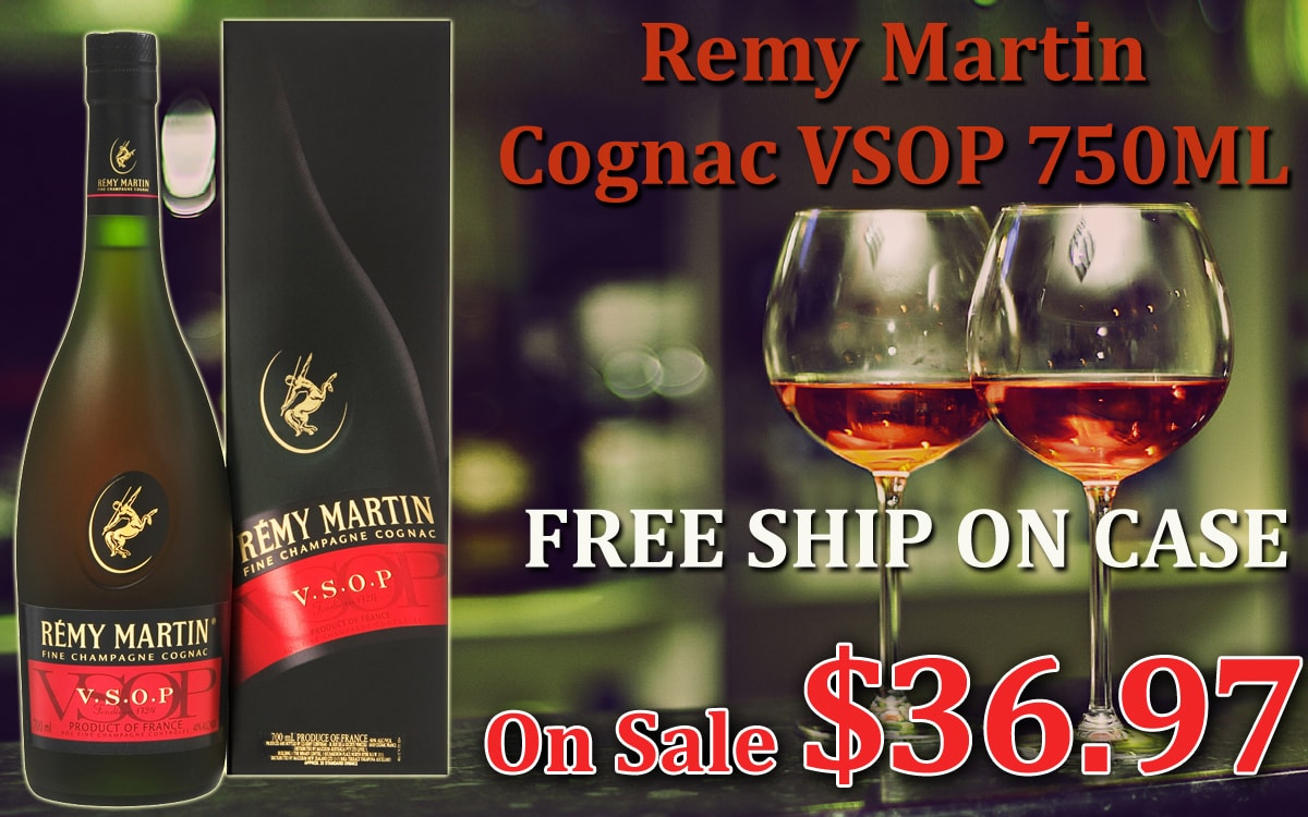 Remy Martin Cognac VSOP 750ML photo