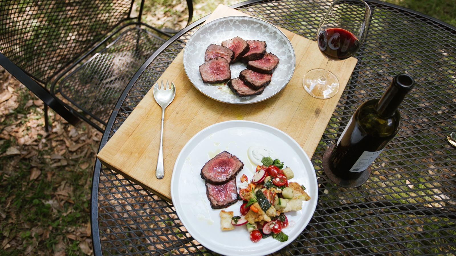 Chef Hugh Acheson?s 4th Of July Grilled Steak Recipe And 14 Outstanding Red Wines photo
