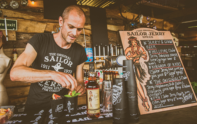 Sailor Jerry Rum Among New Million Case Spirits Brands photo