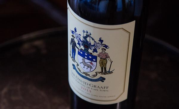 What's in a R1 000 bottle of wine? photo