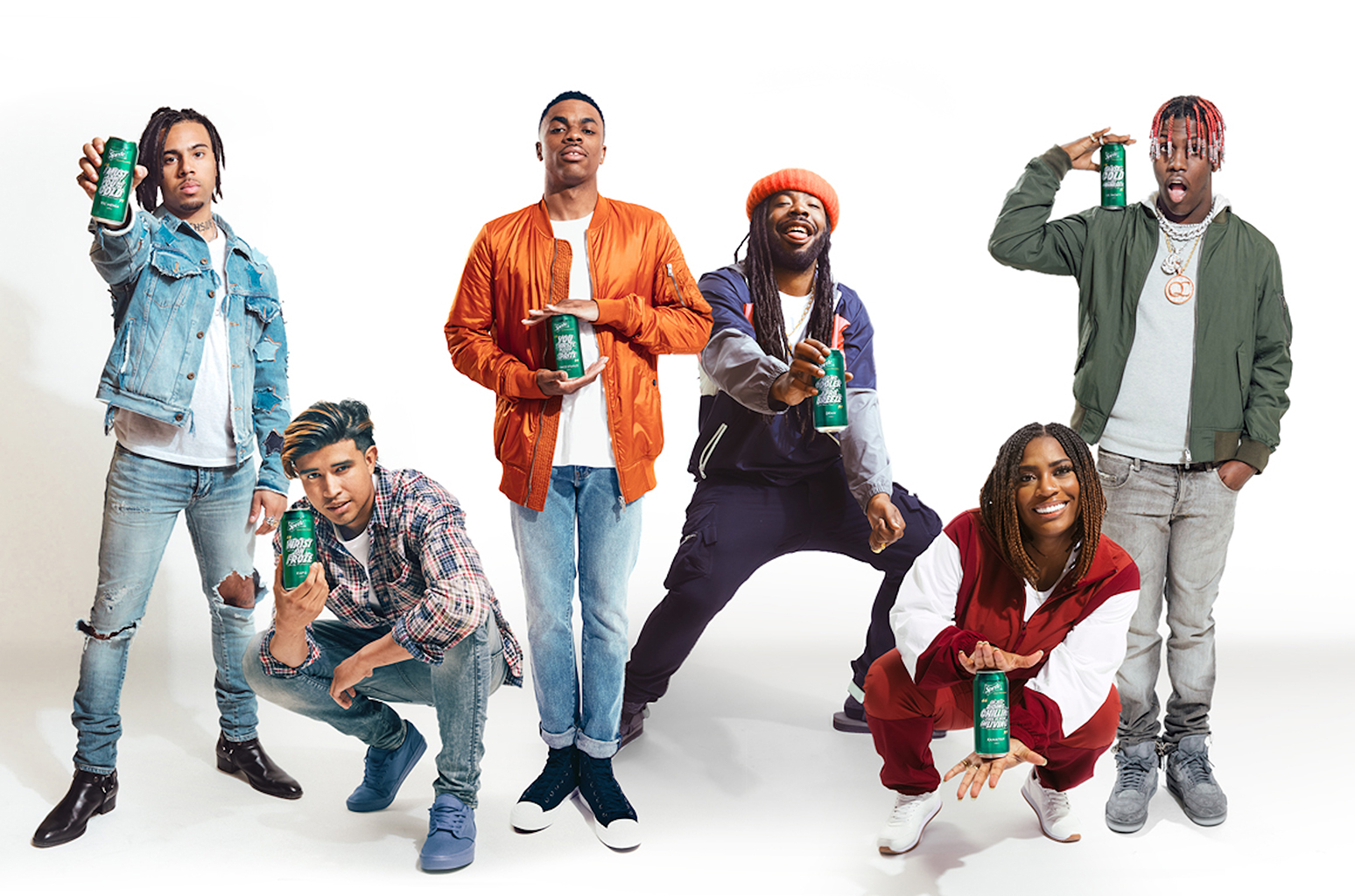 Lil Yachty, Vince Staples, Dram & More Team With Sprite For Summer Lyrics Campaign photo