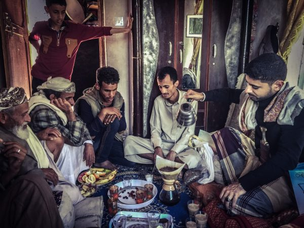 The Best Coffee in the World Comes From Yemen photo