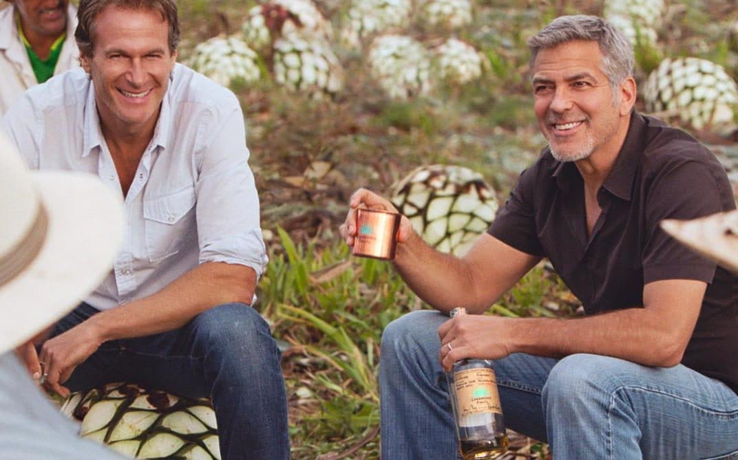 Diageo Downs George Clooney's Tequila In $1bn Deal photo