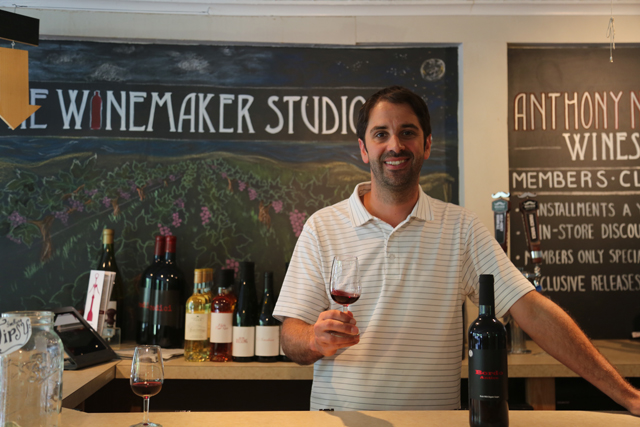 Anthony Nappa Releases Long Island's First Certified Organic Wine photo