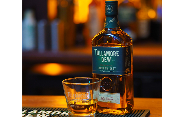 Tullamore Dew Whiskey Shifts 1m Cases photo