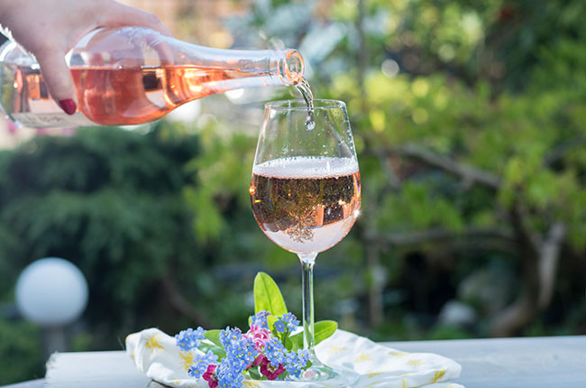Uk Heatwave 2017 Sends Provence Rosé Sales Soaring photo
