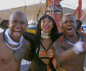 Team Anga And Bongs Win Tropika Island Of Treasure photo
