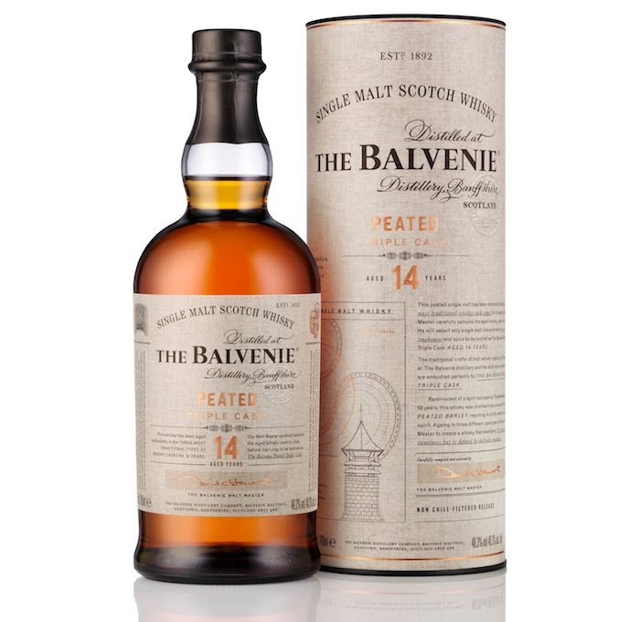The Balvenie Peated Triple Cask An Interesting New Travel Retail Release photo