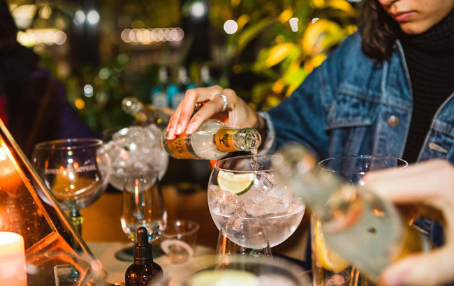 Bombay Sapphire Takes Glasshouse Project Global photo