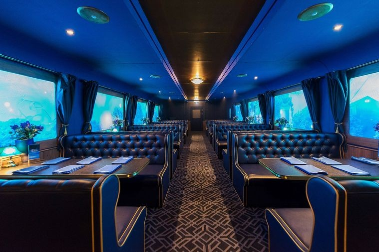 Bombay Sapphire launches the world`s first Gin Train photo