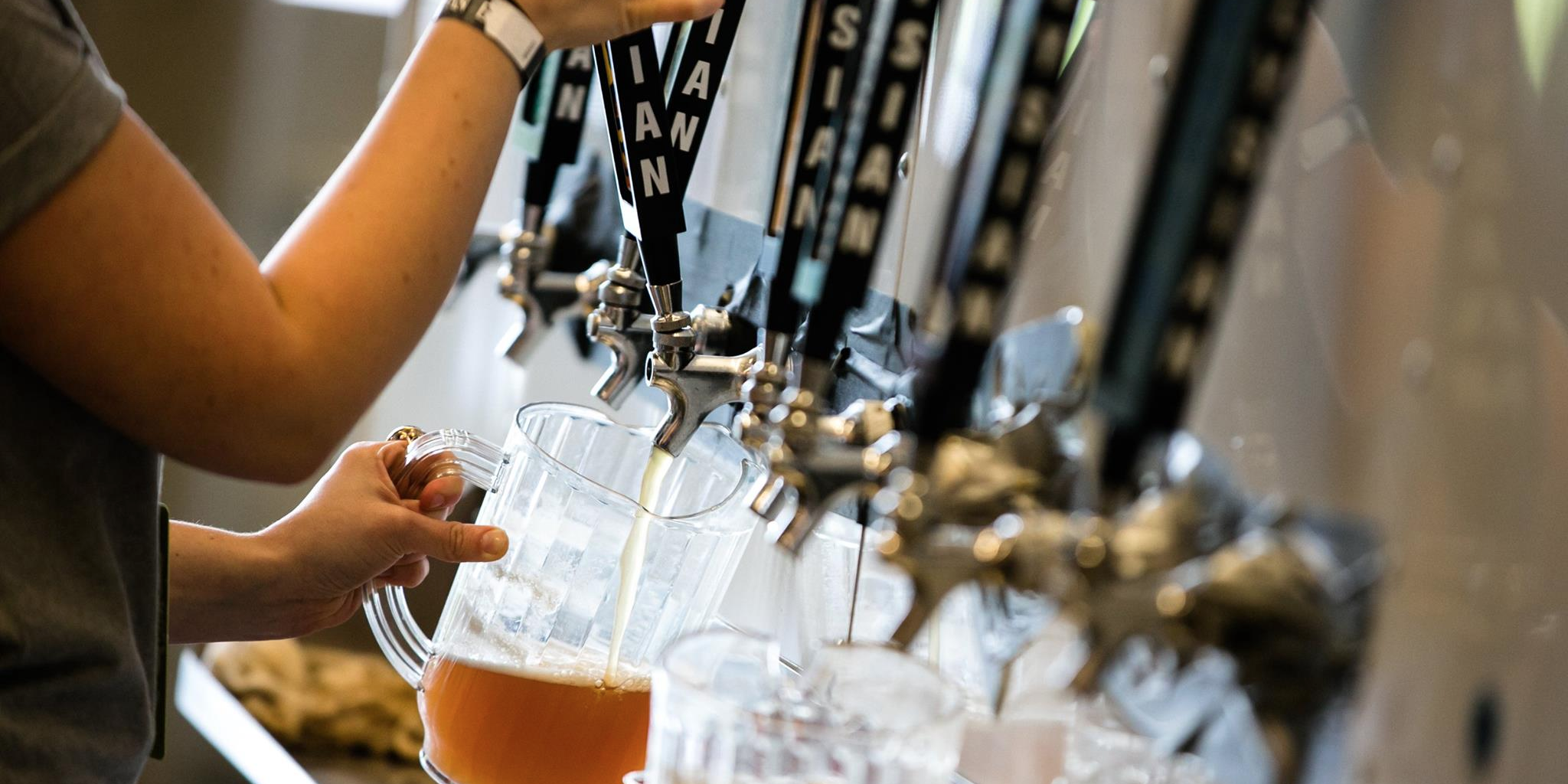 Budweiser-owned Brewers Accuse Craft Beer Of Being Not 'punk' As Beer Civil War Heats Up photo