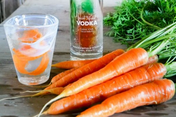 Carrot vodka is the latest approach to reduce food waste photo