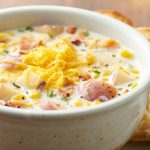 Slow Cooker Bacon and Corn Chowder photo