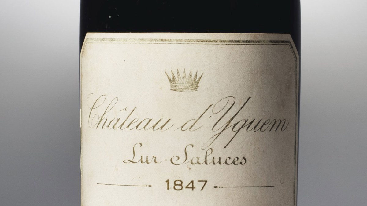 What Makes A Wine Worth $30,000? photo