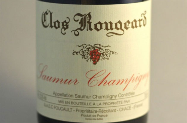 Clos Rougeard Sold To French Billionaire Bouygues Brothers photo