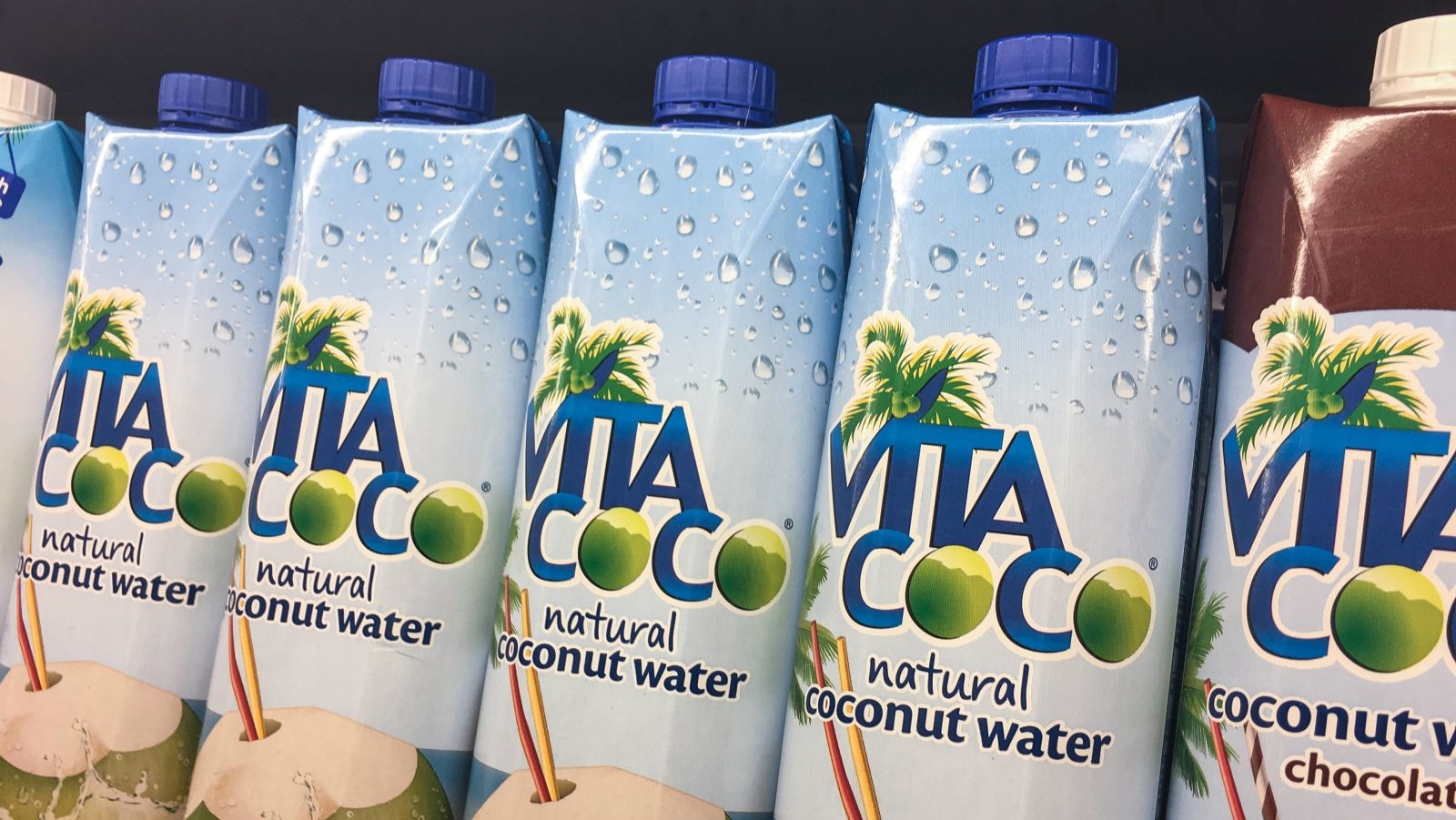 Coconut Water Is The Latest Battleground Between Pepsi And Coca-cola photo