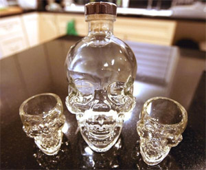 Win A Trip Across Canada From Crystal Head Vodka And Via Rail photo