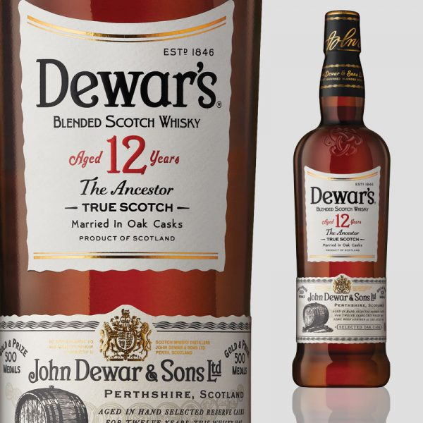 Dewar Scotch Whisky now available in South Africa photo