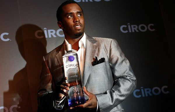 Sean Diddy Combs Can Thank Vodka For His Highest-Paid Celeb Position On Forbes List photo