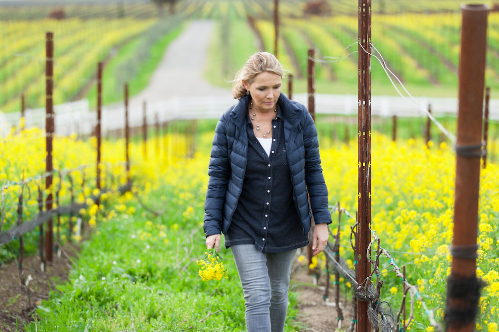 The Top 10 Female Winemakers In Northern California photo