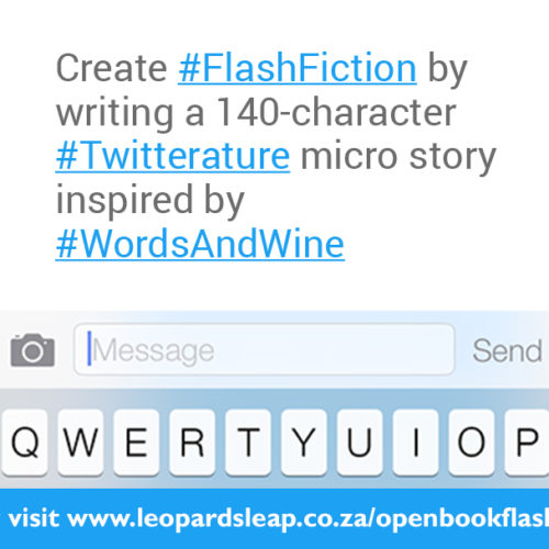 Leopard's Leap introduces Open Book Festival Competition: Flash Fiction photo