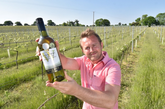 The Royal Norfolk Show 2017: Try A Taste Of Winbirri Vineyards' Decanter Award-winning Bacchus In The Food Hall photo