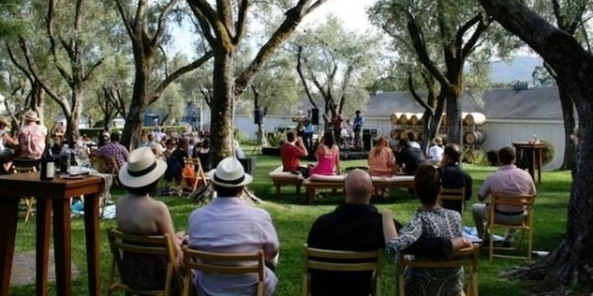 Where To Drink Wine & Hear Live Music In Wine Country This Summer photo