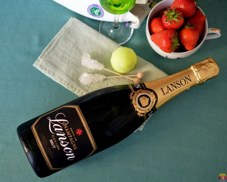 Champagne Lanson Celebrates 40 Years of Partnership with the Wimbledon Tennis Championship photo